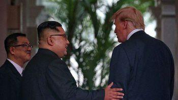 کیم جونگ اون پس از دومین جلسه با ترامپ چه گفت؟