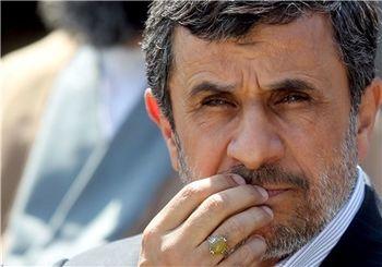 توئیت محمود احمدی نژاد به زبان عربی