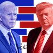 اولین نتایج شمارش آرای انتخابات آمریکا/ وضعیت ترامپ و بایدن در ایالات کلیدی