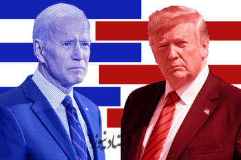 خبر بد برای کمپین بایدن؛ اوجگیری ترامپ در آخرین نظرسنجیها