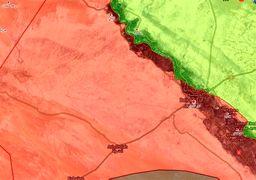 آخرین آرایش قوا در سوریه / کدام گروه های تروریستی باقی ماندهاند؟ + نقشه