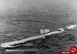 کشف زیردریایی مخفی هیتلر پس از ۷۳ سال+عکس