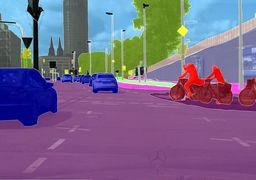فناوری تازه خودروها را بینا می کند