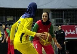 موافقت با حضور محجبه بانوان بسکتبالیست در میادین