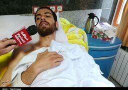 جزئیات حمله خونین آشوبگران به مردم دورود به روایت یکی از مجروحان + عکس