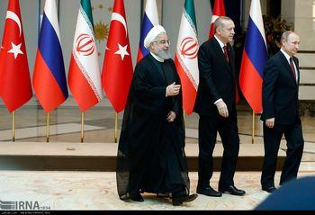 روحانی، پوتین و اردوغان در تهران گرد هم میآیند