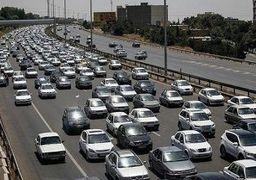 وضعیت ترافیکی هراز و کندوان
