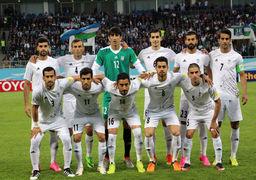 صعود 5 پلهای فوتبال ایران در رده بندی فیفا