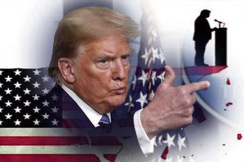 چرا ترامپ همزمان ادعای پیروزی و تقلب کرد؟