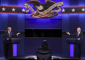 برنده اصلی انتخابات آمریکا+ عکس