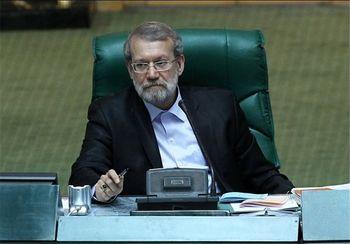 لاریجانی: نمایندگان فرمایشات رهبری را در بررسی قوانین لحاظ کنند