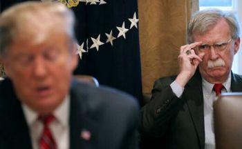 افشاگریهای عجیب بولتون علیه ترامپ!