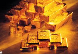 قیمت طلا امروز سهشنبه ۱۳۹۸/۱۰/۱۷ | شیب کم نزولی نرخ طلا در بازار داخلی