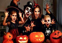 ترسناکترین سلبریتیهای هالووین