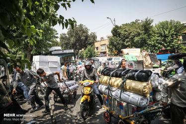 شهر بیقانون موتورسیکلتها