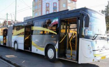 زمان استفاده از  اتوبوسهای برقی در تهران