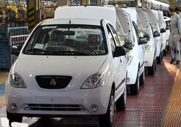 تنها راهکار جبران کاهش تولید خودرو در سال ۹۸؛ دولت خواهان تولید چند دستگاه خودرو در سال اینده است؟