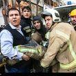 توبیخ و جابجایی اجباری آتشنشانان معترض پلاسکو