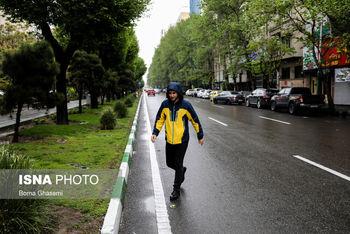ورود سامانه بارشی جدید در هفته جاری