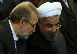 لاریجانی روحانی را برای دفاع از وزیر اقتصاد به مجلس دعوت کرد