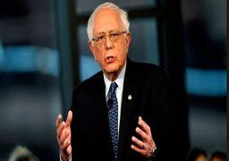 بازگشت برنی سندرز از تخت بیمارستان به مناظرههای انتخاباتی