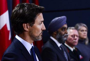 کانادا: به خانوادههای داغدار 25 هزار دلار میپردازیم
