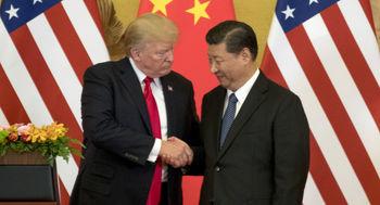 ترامپ: «شیجینپینگ» پادشاه چین است + فیلم