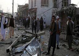 125 کشته و زخمی در انفجار در منطقه دیپلماتیک کابل +جزئیات و تصاویر