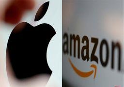 سرقت تجاری چینی ها از اپل و آمازون !