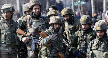 درگیری جدید میان هند و پاکستان در کشمیر