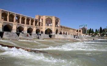 هشدار مدیر کل مدیریت بحران اصفهان: مردم در حاشیه زایندهرود تردد نکنند