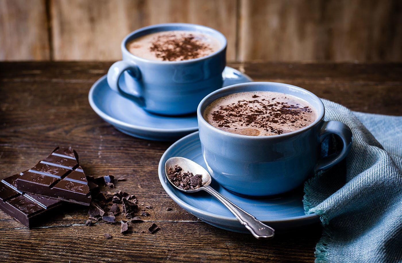 شکلات داغ