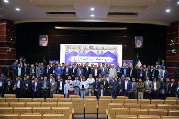 دومین دوره مسابقات حفظ ، قرائت و ترتیل قرآن کریم صنایع شیر ایران