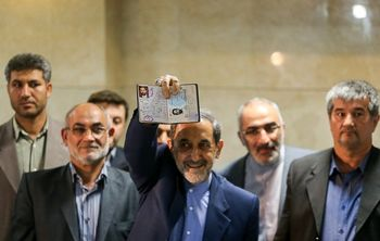 جدیدترین کاندیدای انتخابات ۱۴۰۰ رونمایی شد