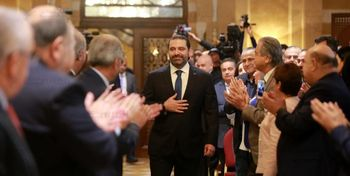 سعد حریری در آستانه نخست وزیری دوباره لبنان؟