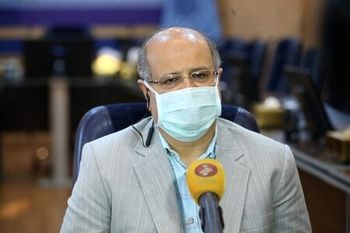 رعایت پروتکلهای بهداشتی در تهران به سرعت رو به کاهش است