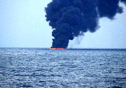 تشکر ملوانان نجات یافته حادثه انفجار نفتکشها از ایران