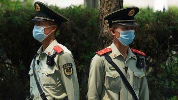 بازداشت هزاران چینی در ارتباط با جرائم  کرونایی