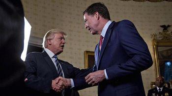 ترامپ اعترافهای رئیس سابق FBI در کنگره را دروغ محض خواند