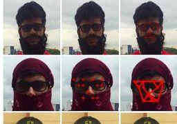 شناسایی صورت های مخفی شده با استفاده از هوش مصنوعی