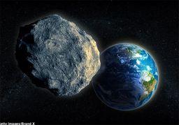 هشدار در مورد احتمال برخورد یک سیارک با زمین در آینده نزدیک