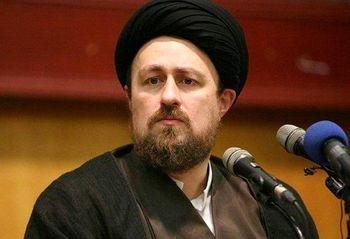 انتقاد سیدحسن خمینی از صداوسیما؛ دروغ برکت را از بین میبرد