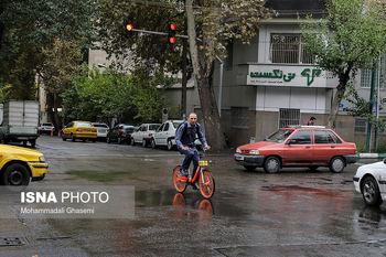 تداوم بارش برف و باران تا جمعه/ ورود سامانه بارشی جدید به ایران