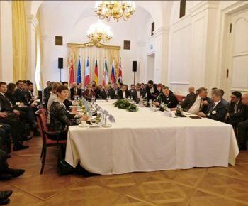 نشست کمیسیون مشترک برجام در حال برگزاری