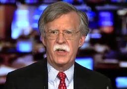 پاسخ جانبولتون به پرسش احتمال حمله نظامی آمریکا به ایران