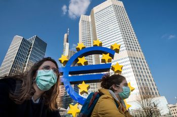 نرخ تورم در اروپا افزایش یافت