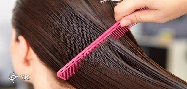 آیا شما هم موهای خود را پس از حمام رفتن شانه میکنید؟