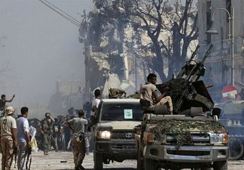 تجهیز جنگی یمنیها علیه لیبی توسط امارات!