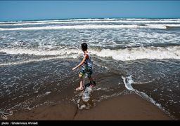 شنا در سواحل مازندران ممنوع اعلام شد