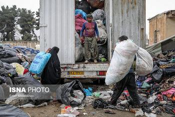 هشدار درخصوص تبدیل زمین های کشاورزی اطراف تهران به گودهای زباله گردی